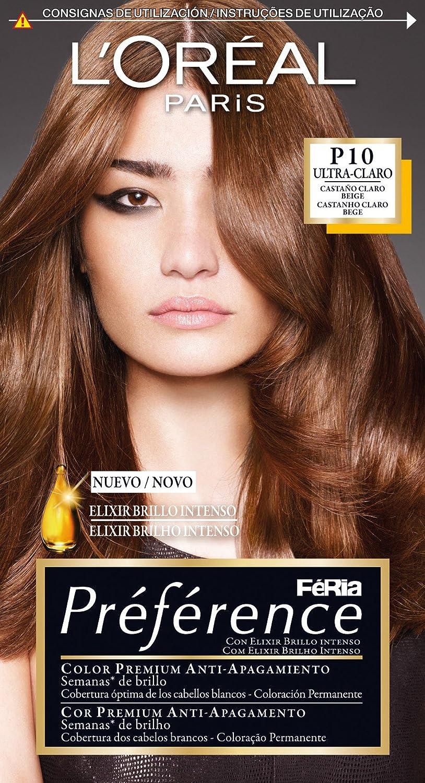 Preference, Coloración permanente - 30 gr.: Amazon.es: Belleza