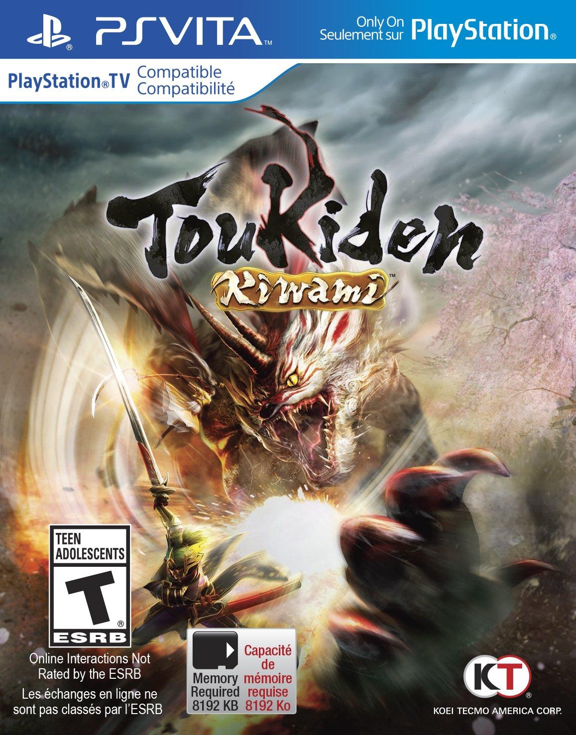 Toukiden: Kiwami - PlayStation Vita