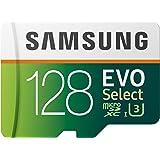 Samsung EVO Select 128GB microSDXC UHS-I U3...