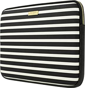 kate spade new york KSMB-012-FSQBC Printed Laptop Sleeve for 13