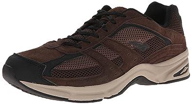 Mens Avia Avi-volante Country Sneakers Dark Chestnut/Chocolate/Black ZNV29565