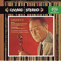 Violin Concerto No 1 / Violin Concerto No 5 [Importado]
