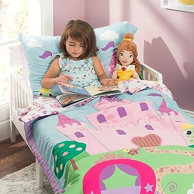 Princess Storyland EVERYDAY KIDS 2-Pack Toddler Travel Pillowcases