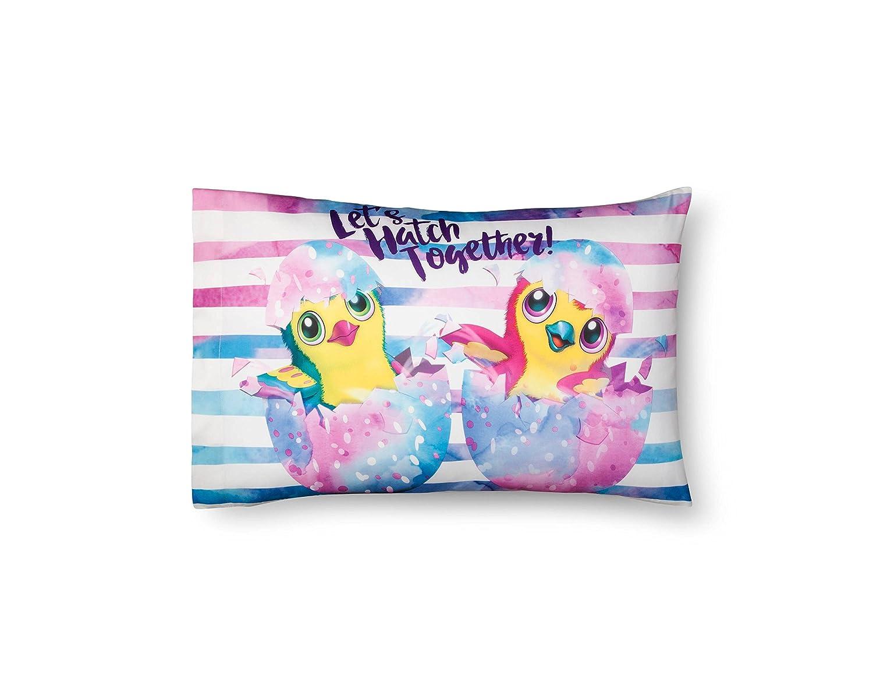 Hatchimals Reversible Pillowcase franco
