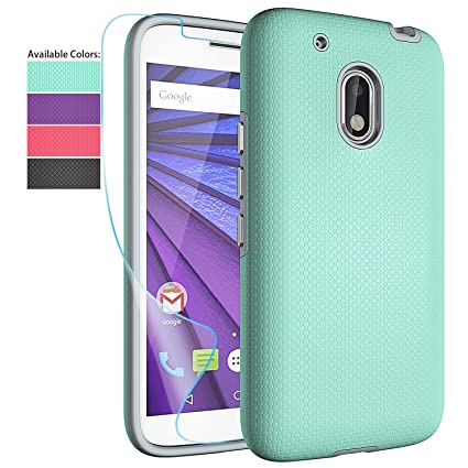Amazon.com: Moto G Play Case, Moto G4 Play Carcasa con ...