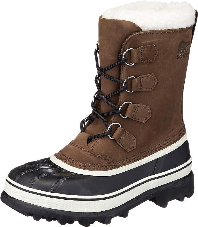 Sorel Caribou Bruno 7.5 D (M) | Snow Boots