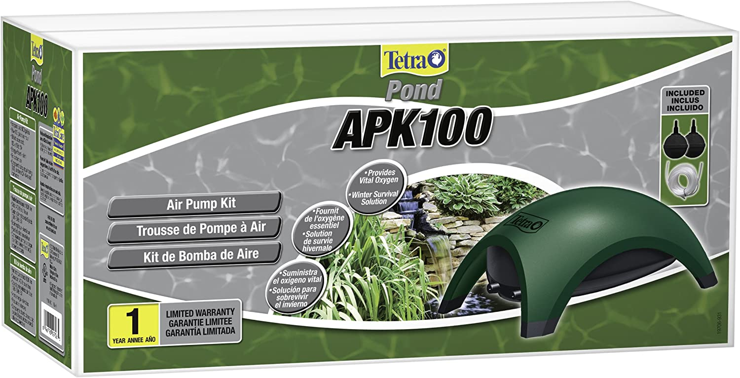 TetraPond Air Pump Kit