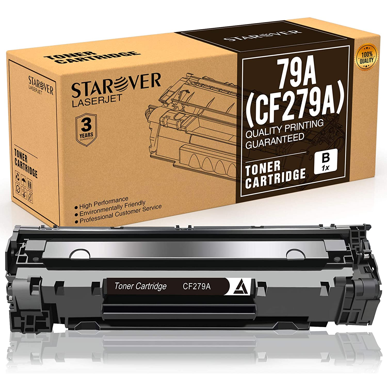 STAROVER 79A CF279A Cartucho de Tóner Reemplazo para HP CF279A HP 79A Compatible con HP LaserJet Pro MFP M26 M26nw M26a HP LaserJet Pro M12 M12w M12a ...