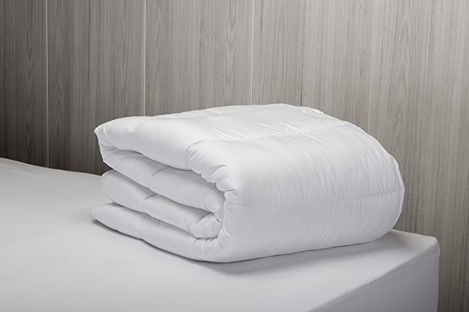 Pikolin Home - Relleno nórdico, edredón hipoalergénico de fibra aloe vera, otoño-invierno, 300 gr/m², cama 90 - 155 x 220 cm, (Todas las medidas): ...