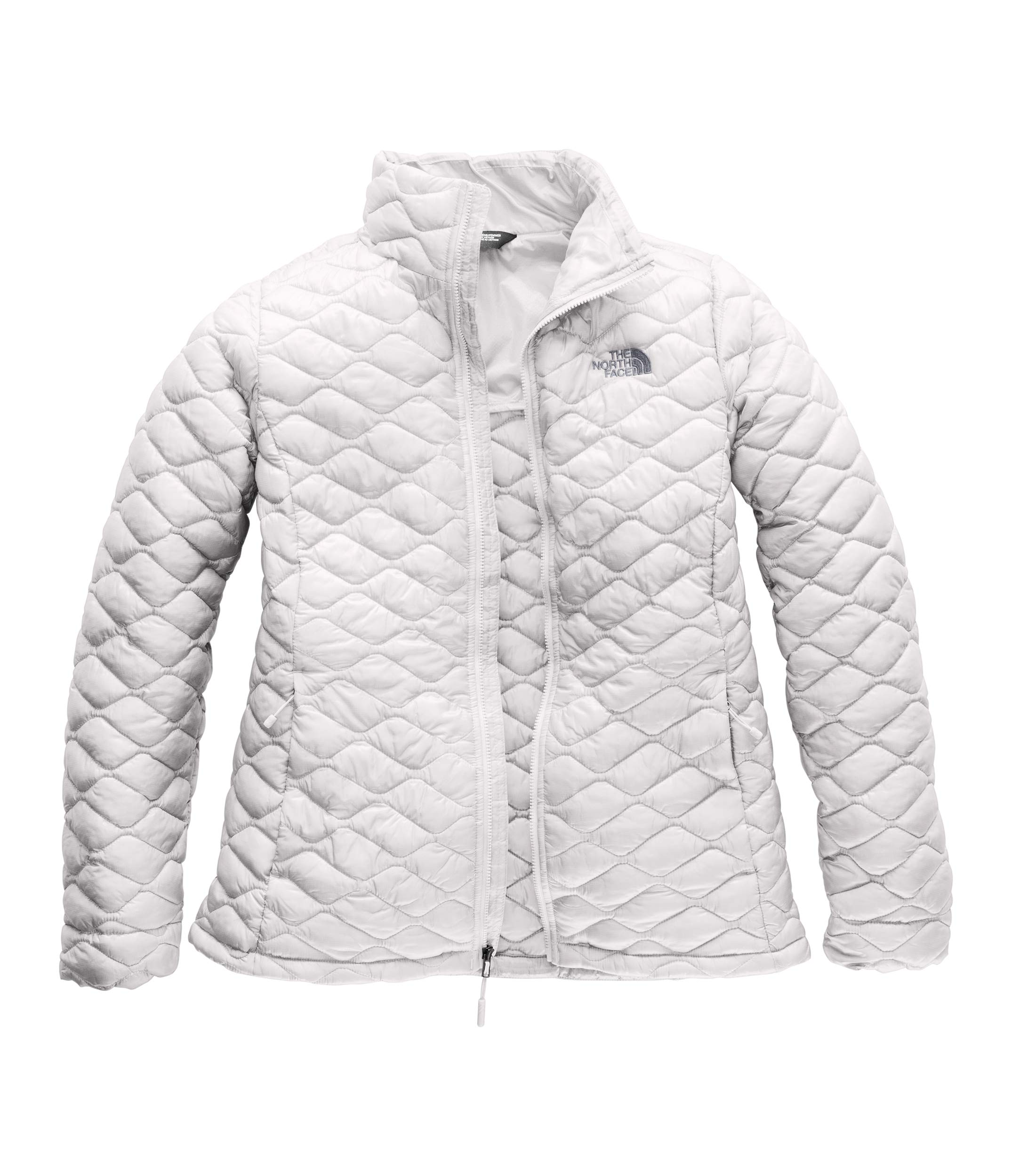 The North Face Women Thermoball Full Zip - Tin Grey - S
