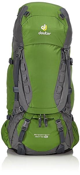 Deuter Aircontact 50 + 10 SL Sac à dos Emerald-Titan 60 L  Amazon.fr ... 46c5f27af1d