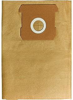 Drehflex SB025-10 - Bolsas de papel para aspiradora y aspiradora AEG pero también privilegio, aptas para tamaños 22, 24, 25, 26: Amazon.es: Hogar