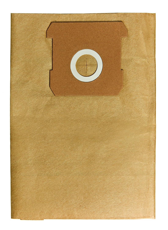 Einhell 2351159 Set 5 Sacchetti in Carta 12 Litri für Nass-Trockensauger