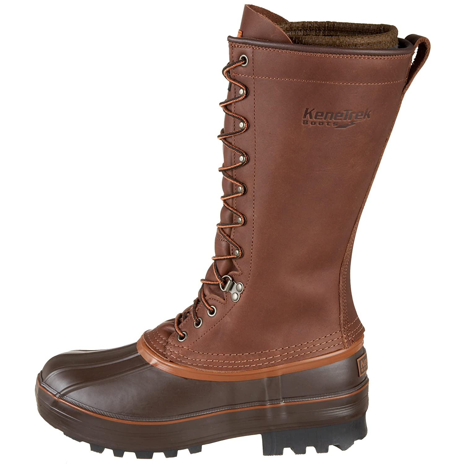 Kenetrek Unisex 13 Inch Grizzly Insulated Boot B001KQ1HA0 10 M US|Brown