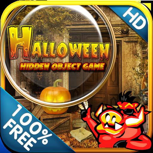 Hidden Objects Game - Halloween - Find 400 new hidden objects in this free hidden object game