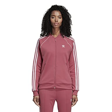 c1bd2a7c6092 adidas Originals Damen Superstar Tracktop Jacke  Amazon.de  Bekleidung