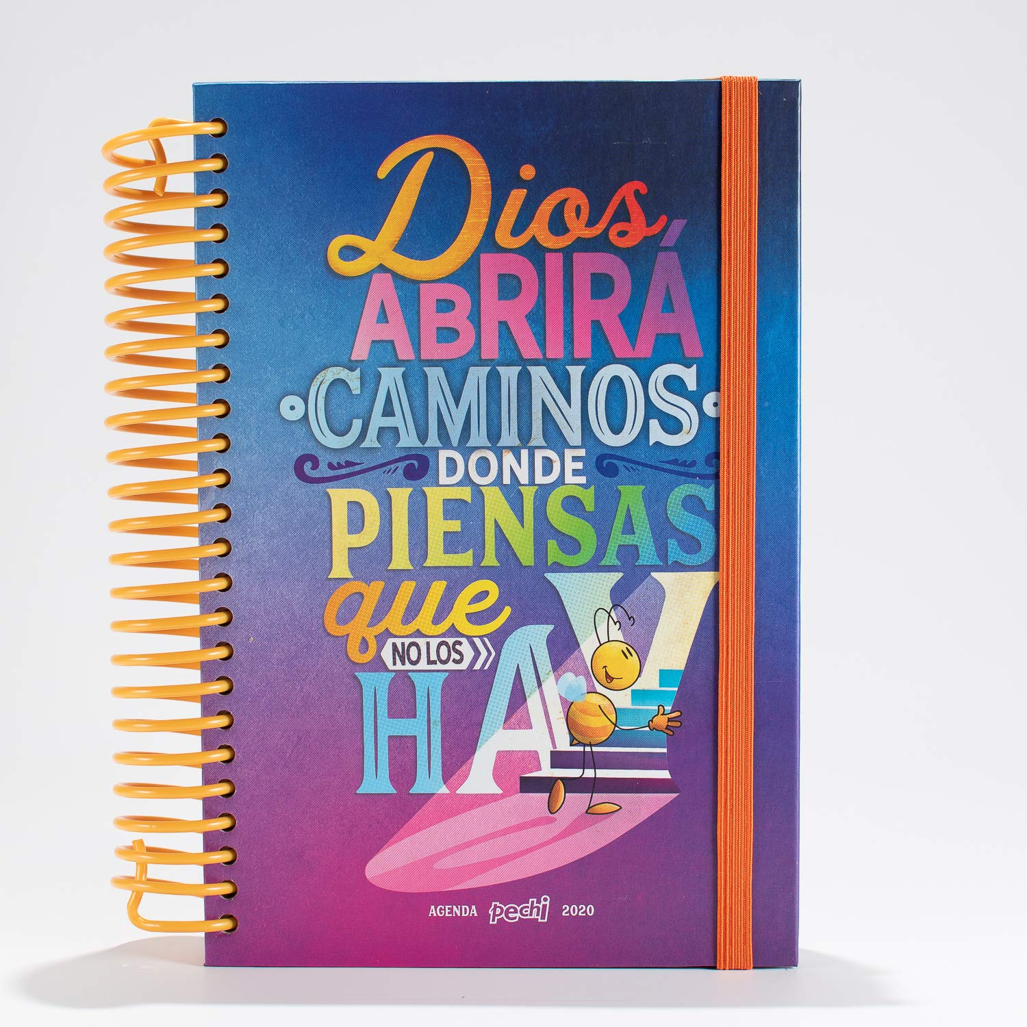 Agenda Pechi 2020 Caminos - (Planner in Spanish)