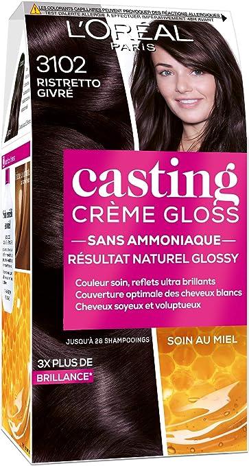 LOréal Paris Casting Crème Gloss 3102 Ristretto Givré ...