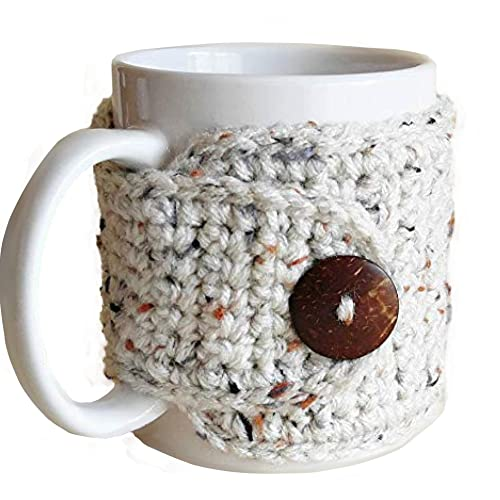 Hand Crocheted Coffee Mug Cozy