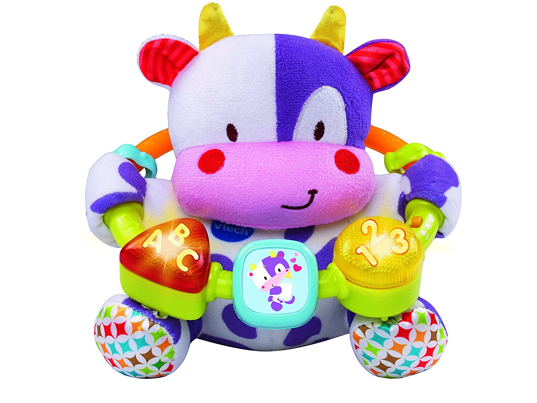 VTech Baby Vaca musical peluche para bebé