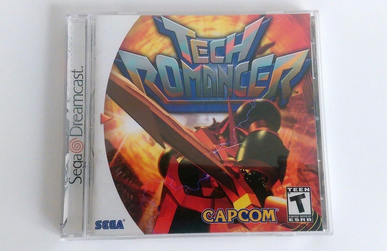 Amazon com: Tech Romancer - Sega Dreamcast: Sega Dreamcast