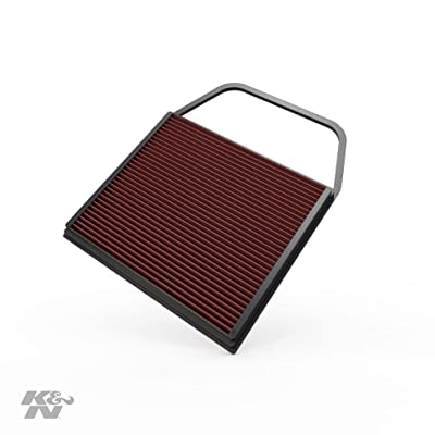 K&N Engine Air Filter: High Performance, Premium, Washable, Replacement Filter: 2006-2020 BMW (Z4, Z4 sDrive 35i, 335is, Z4 3.5 sDrive I, 1 Series M, 135i and other select models), 33-2367: Automotive