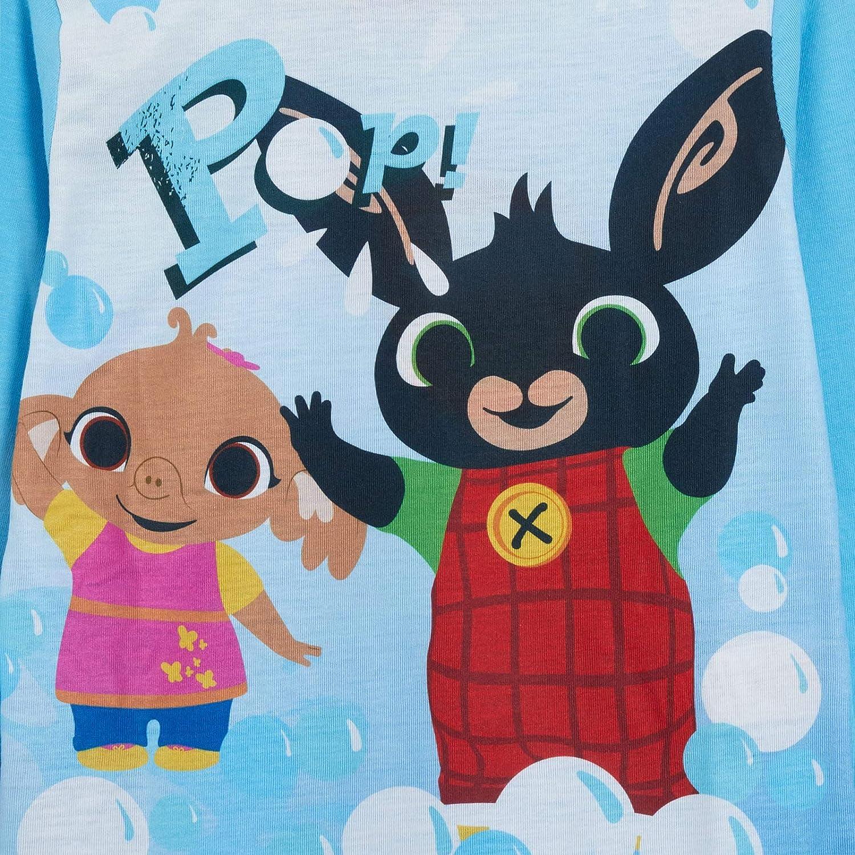 con coniglio Bing Bunny di Cbeebies Bing Pigiama lungo per ragazze e ragazzi