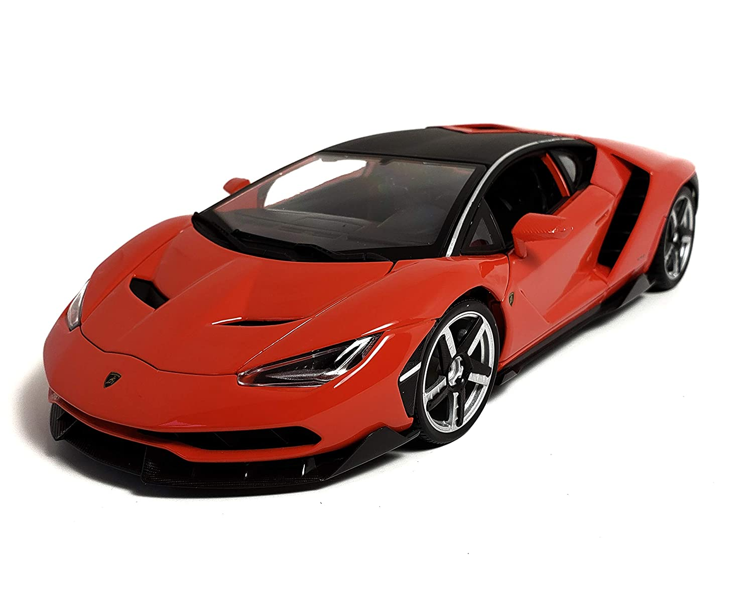 Maisto Special Edition Series 1:18 Scale Die-Cast Metal Models (Lamborghini Centenario, Blue) china
