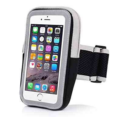 0d6aee6053d iPhone 6 Brazalete iPhone 6S Deportes Armband- BADALink Running Brazalete  teléfono Celular Soporte para Correr
