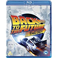 Back to The Future Trilogy [1985] [Region Free]