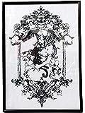 魔女の家~エレンの日記~額装刺繍