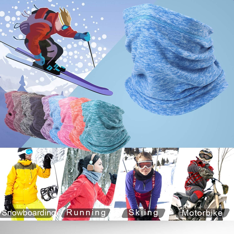 AXBXCX Neck Gaiter Warmer Face Mask for Summer//Winter Activities