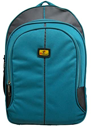 774613da7a37 R-Dzire POLO 2- 16 inch Laptop Backpack - Blue  Amazon.in  Bags ...