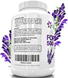 Pure Forskolin Extract 500mg - 2X Strength