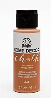 product image for FolkArt Home Décor Chalk Furniture & Craft Paint in Assorted Colors, 2 oz, Monarch