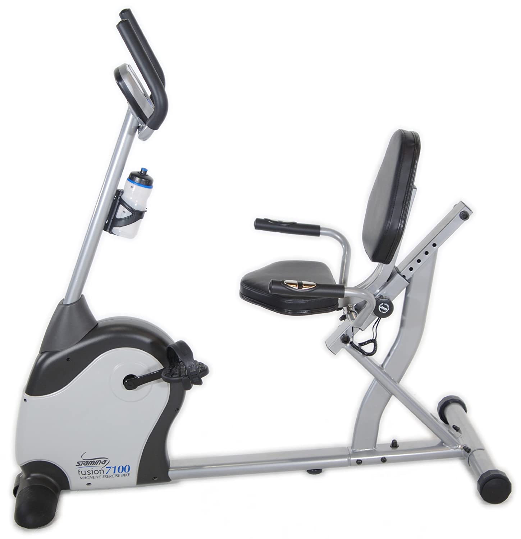 スタミナ磁気Fusion Recumbent Exercise Bike 7100  B001J8QITE