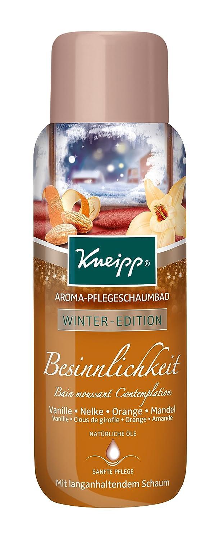 Kneipp Aroma-Pflegeschaumbad Besinnlichkeit, 3er Pack(3 x 400 ml) 914826