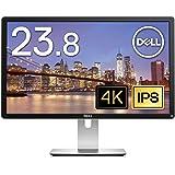 Dell 4Kモニター 23.8インチ P2415Q(3年間無輝点交換保証/sRGB 99%/広視野角/IPS非光沢/フリッカーフリー/DP,mDP,HDMI/高さ調整/回転)