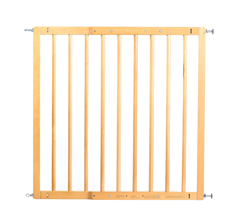 Puerta Reer de seguridad para niños con cerrojo, 106 cm.: Amazon.es: Bebé