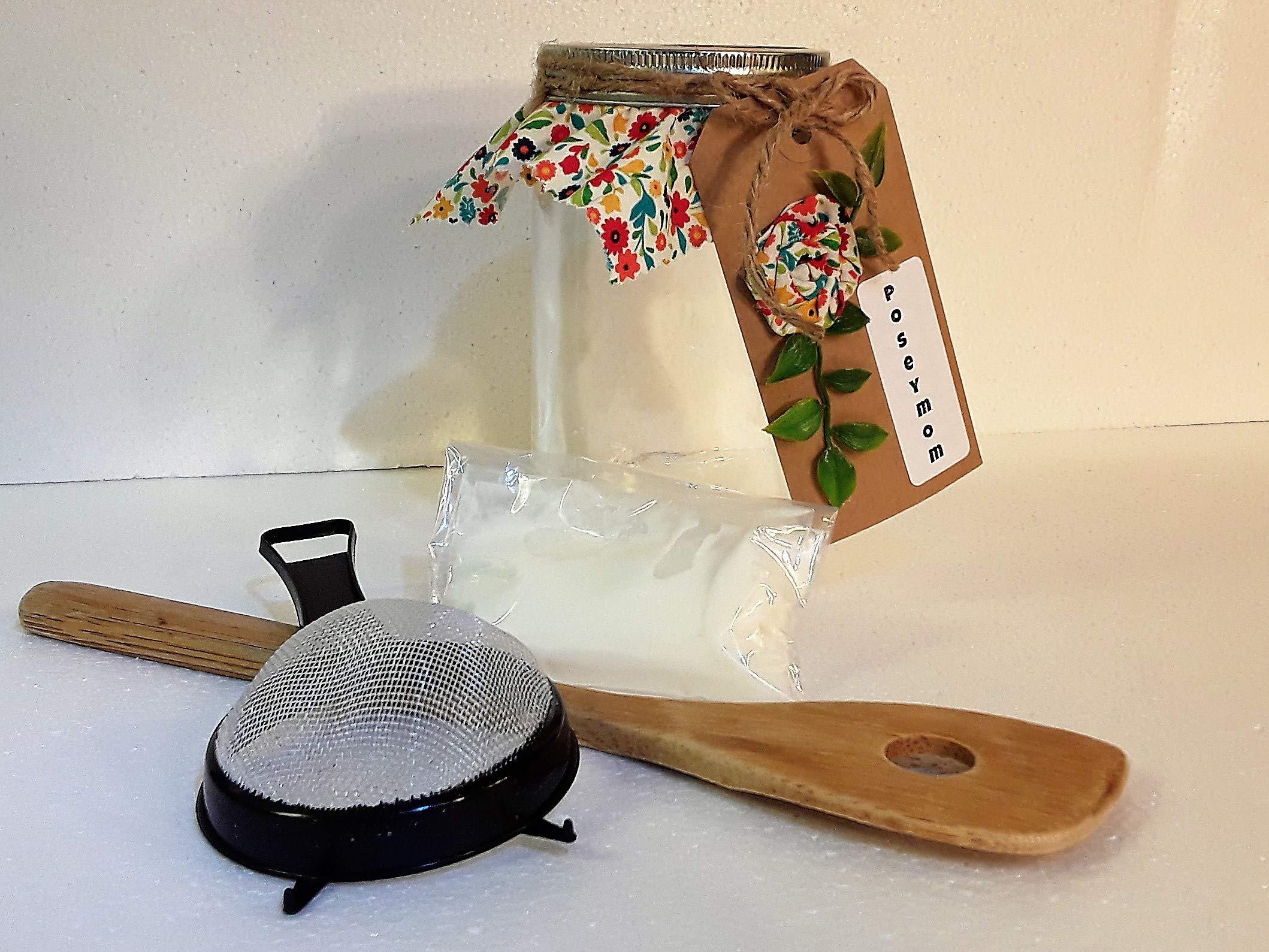 Poseymoms Milk Kefir Kit