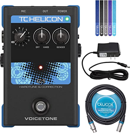 TC HELICON VOICETONE X1 GUITAR EFFECT PEDAL POWER SUPPLY REPLACEMENT ADAPTER 12V