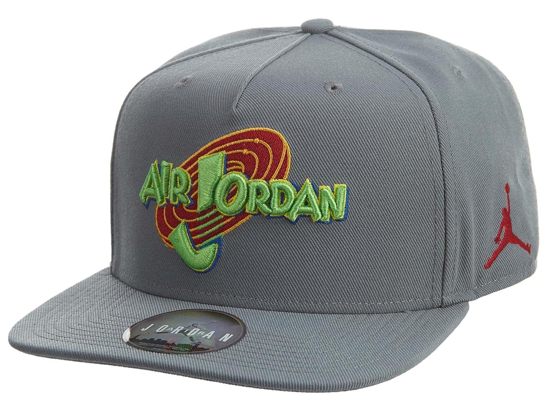 7b45131c Amazon.com: Jordan Space Jam Snapback Hat Unisex Style: 836413-065 Size:  OS: Shoes
