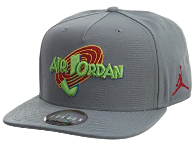 dbfc860617e89b Amazon.com  Jordan Space Jam Snapback Hat Unisex Style  836413-065 ...