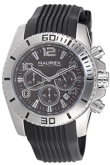 d2eef93bf22f Haurex Italy 3A351UM1 - Reloj de caballero de cuarzo