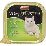 Animonda Vom Feinsten kastrierte Katzen Nassfutter, für ausgewachsene Katzen