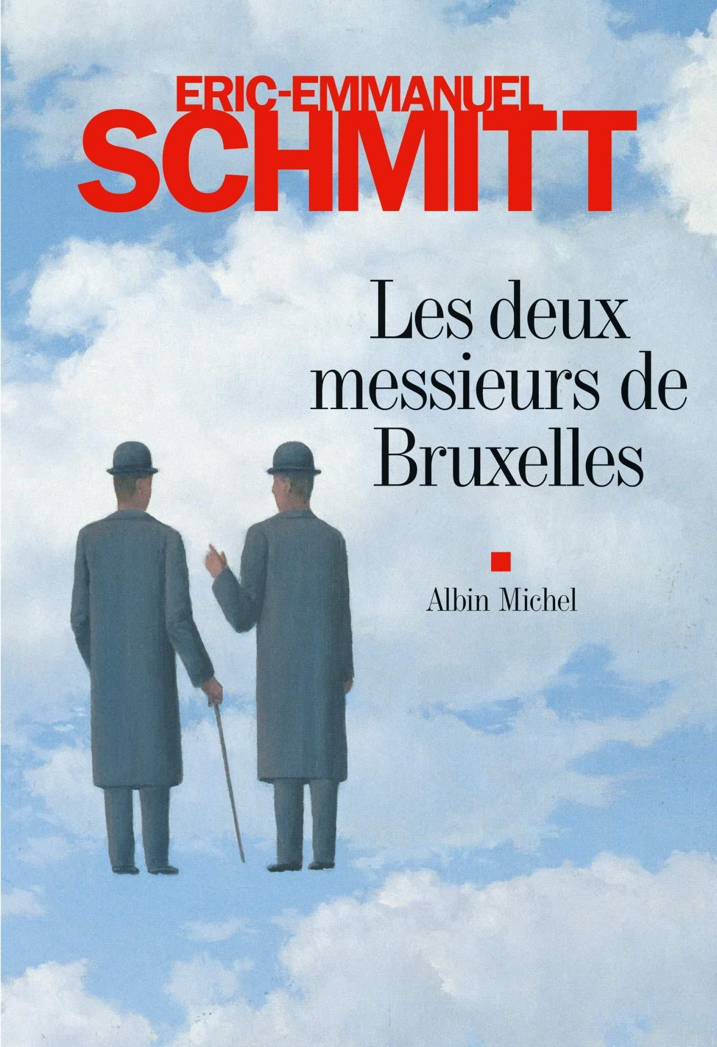 Les Deux Messieurs De Bruxelles French Edition Schmitt