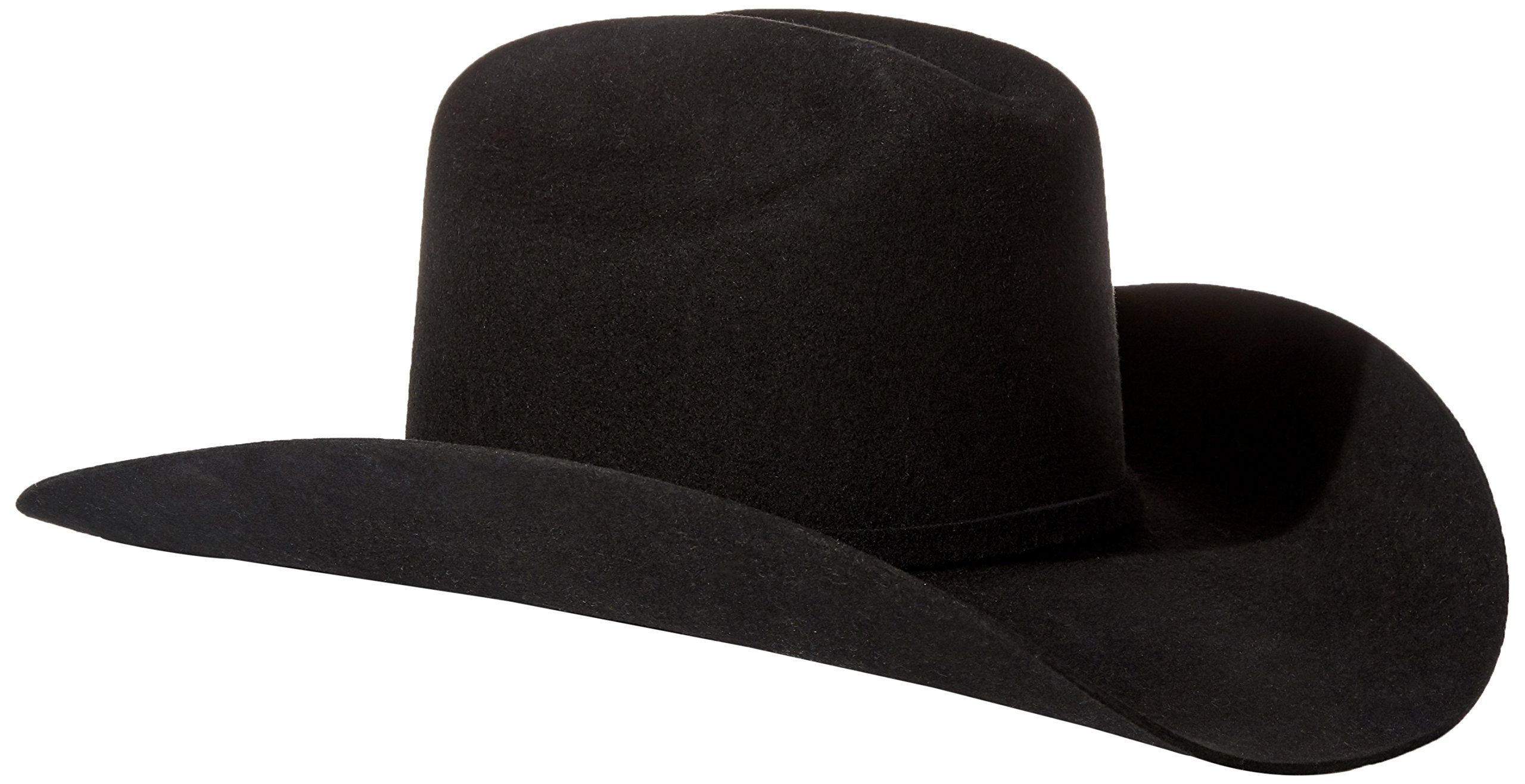 075ba4ca21e Galleon - Stetson Men s 3X Oakridge Wool Cowboy Hat Black 7 1 8  Apparel