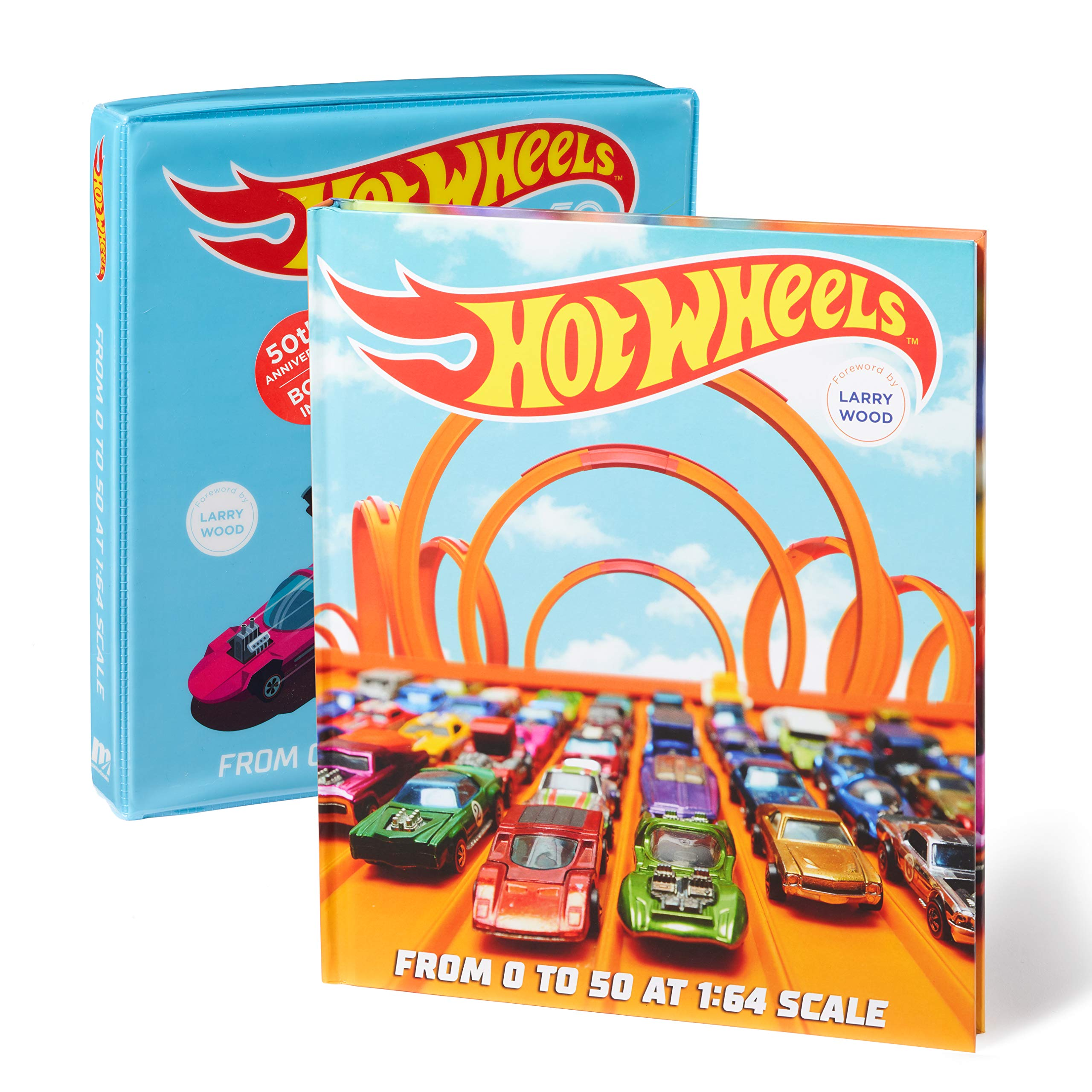 348d26268d8e9 Hot Wheels: From 0 to 50 at 1:64 Scale: Kris Palmer, Larry Wood ...