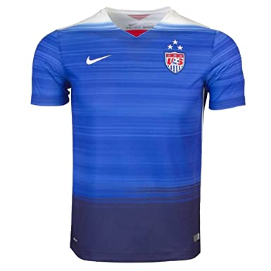 Amazon.com  Nike USA Away Soccer Jersey (3 Star) Youth Unisex  Clothing bbe171004