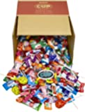 By The Cup Candy Party Mix 4 Lbs (Featured Candy Air Heads, Starbursts, Laffy Taffy, Skittles, Charms, & More)